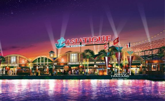 The Sunreno ASIATIQUE